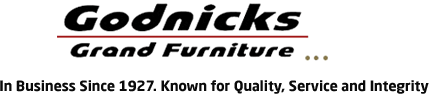 Godnicks Grand Furniture Logo